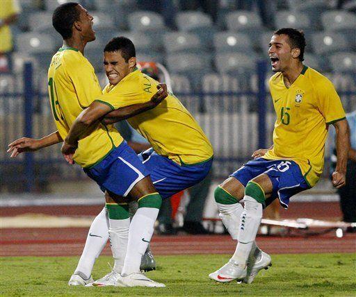 Sub20: Brasil vence a Alemania y avanza a semifinales