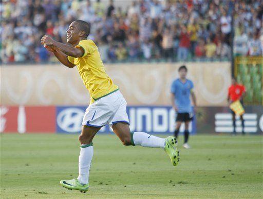 Sub20: Brasil elimina a Uruguay y pasa a cuartos de final