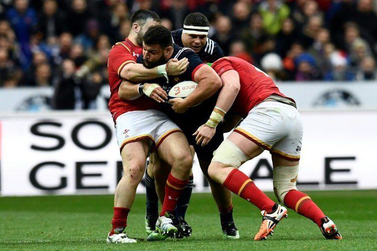 Francia derrota 20-18 a Gales en última jornada del Seis Naciones