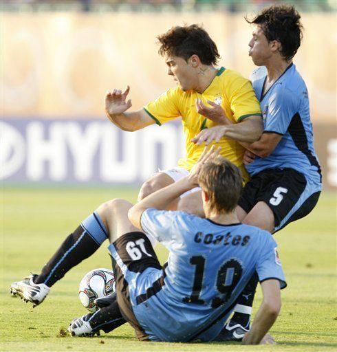 Sub20: Eliminación de Uruguay se fraguó en primera ronda
