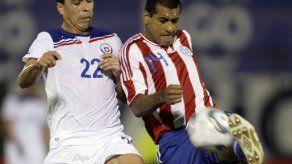 Paraguay y Chile empatan 0-0 en amistoso