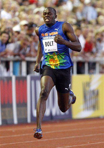 Bolt renueva contrato con Puma
