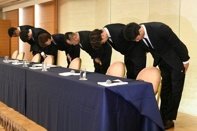 Suspenden un año a basquetbolistas japoneses por escándalo de prostitución