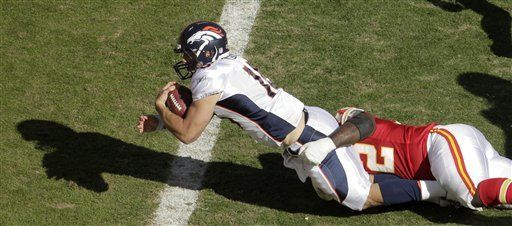 Broncos reviven viejo estilo ofensivo en la NFL