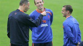Euro: Robben no jugará ante Italia