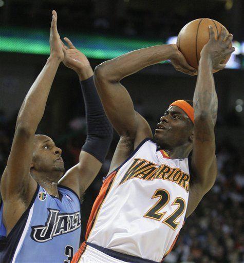 NBA: Jazz 112, Warriors 104; Williams suma 20 asistencias