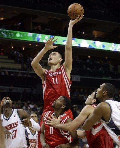 NBA: Rockets 91, Bobcats 86; Scola mete 15 puntos