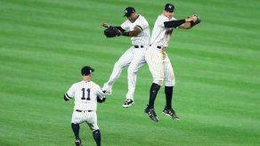 Medias Rojas-Astros y Yankees-Indios abren Series Divisionales de la Liga Americana