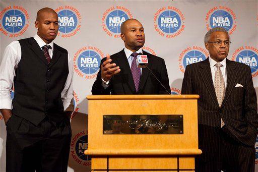Rotas otras vez las negociaciones en la NBA