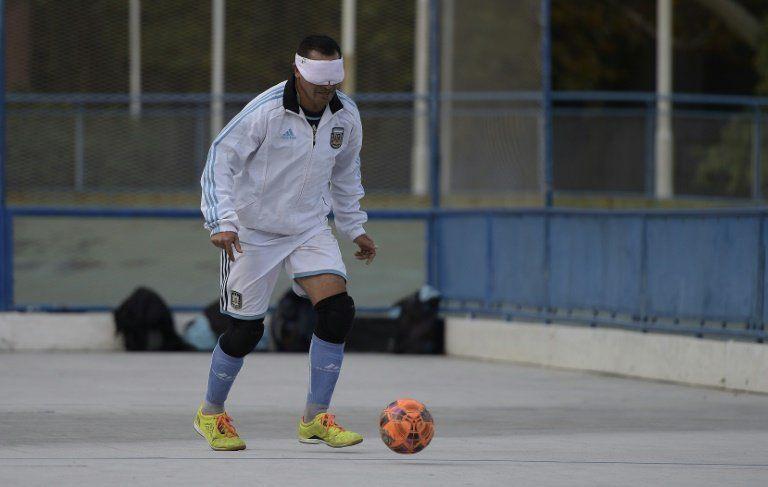 El otro Mundial de Fútbol, jugado por ciegos, arranca en España