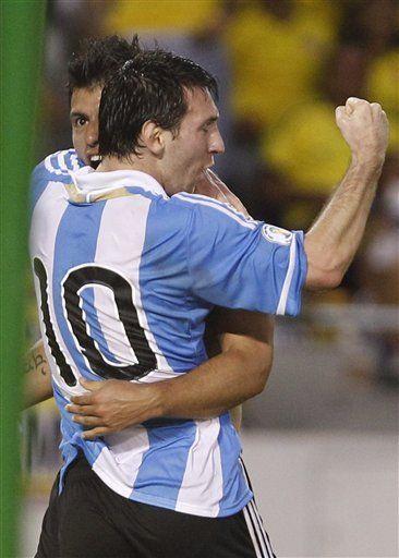 Mundial: Argentina remonta y vence 2-1 a Colombia en Barranquilla