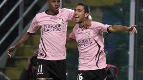 Italia: Argentino Silvestre anota gol en triunfo del Palermo
