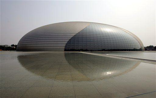 Beijing se renueva con edificios imponentes