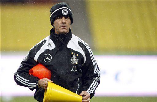 Mundial: Técnico de Alemania probará a jugadores jóvenes