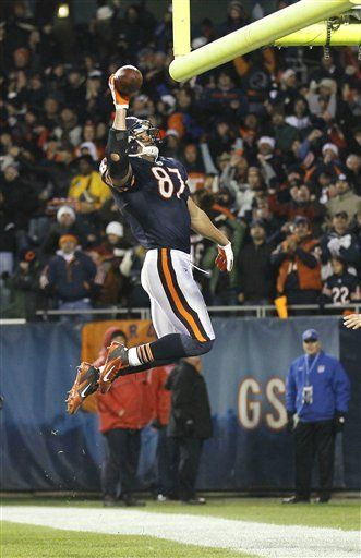 NFL: Bears 31, Chargers 20; Cutler conduce a Chicago