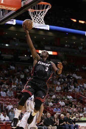 NBA: Heat 140, Jazz 129; tiempo extra