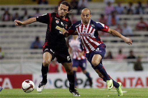 Libertadores: Chivas gana a Caracas y encabeza el Grupo 6