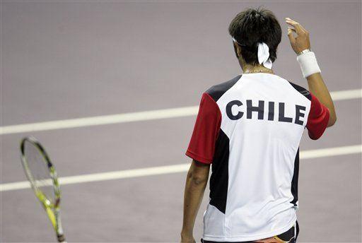 Davis: Croacia elimina 3-0 a Chile
