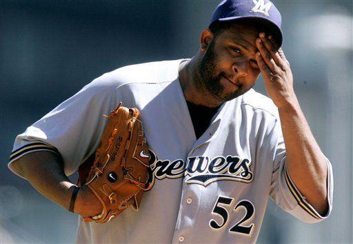 MLB: Cerveceros 7, Piratas 0, Sabathia lanza pelota de 1 hit