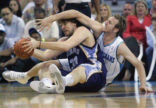 NBA: Hornets 96, Grizzlies 84