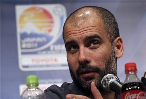 Guardiola quiere un Barcelona relajado en Copa Mundial de Clubes