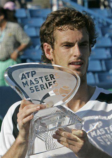 Murray derrota a Djokovic y conquista Masters de Cincinnati