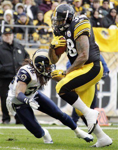 NFL: Steelers 27, Rams 0; Pittsburgh gana sin Roethlisberger
