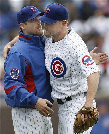 MLB: Cachorros 4, Padres 0; Dempster le gana pulso a Maddux