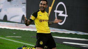Paco Alcácer firmará con el Borussia Dortmund hasta 2023