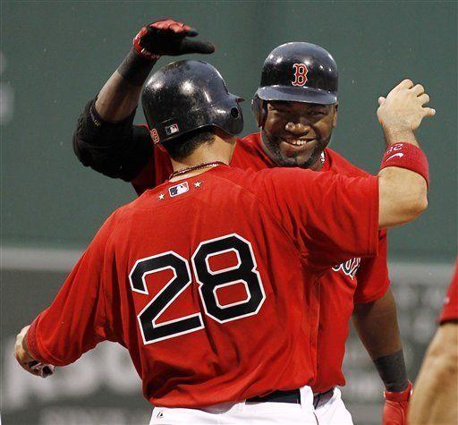 Estrellas: Ortiz y González, la nueva dupla temible de Boston