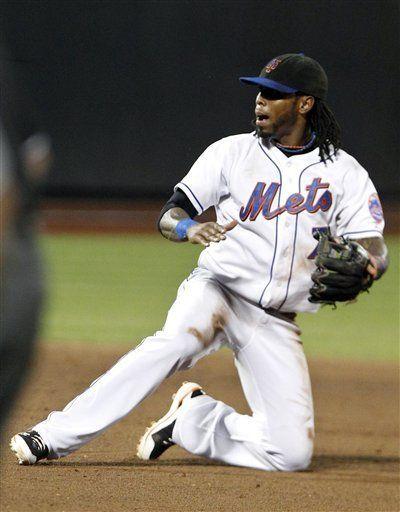MLB: Mets 4, Cardenales 2; Reyes y Beltrán vuelven y ayudan
