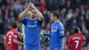 Chelsea visita a Basilea en semis de Liga Europa