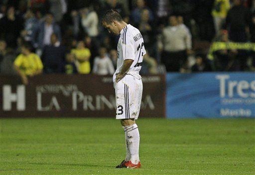 Campeones: C.Ronaldo no jugará contra el Milan