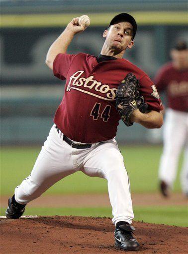 MLB: Astros 3, Diamondbacks 0; blanqueada de Oswalt