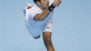 Masters: Djokovic en riesgo de eliminación al caer con Tipsarevic