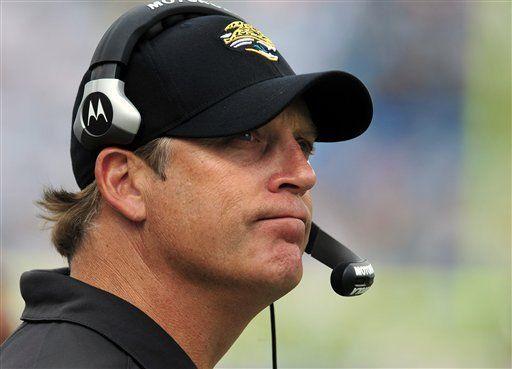 Jaguars despiden a entrenador Del Rio
