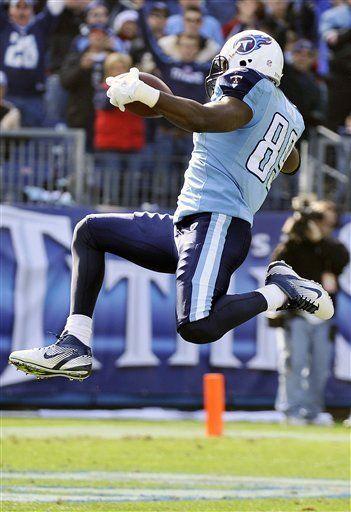 NFL: Titans 23, Jaguars 17; Hasselbeck lanza para 350 yardas