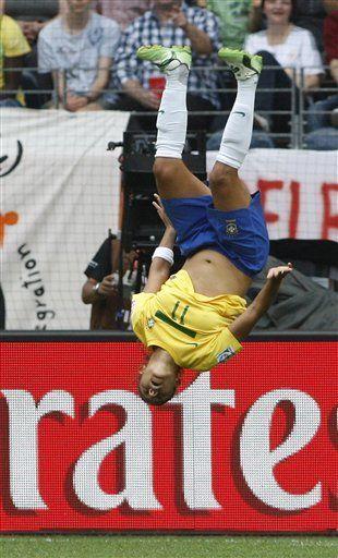Brasil vence a Guinea Ecuatorial en el mundial de fútbol femenino