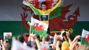 Geraint Thomas encabeza el cartel de la nueva Vuelta a Alemania