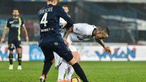 El Inter suspende provisionalmente a Nainggolan por motivos disciplinarios
