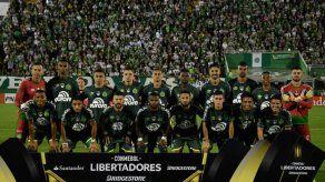 Chapecoense rumbo a Medellín después de ganar su primer título tras la tragedia