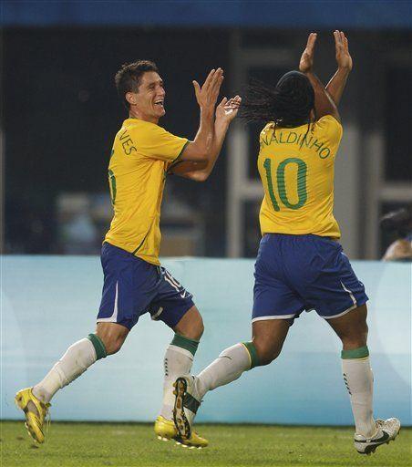 Argentina y Brasil a un paso de toparse en semifinal olímpica