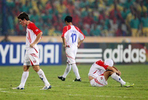Sub20: Costa Rica logra un 4to puesto que apunta al futuro