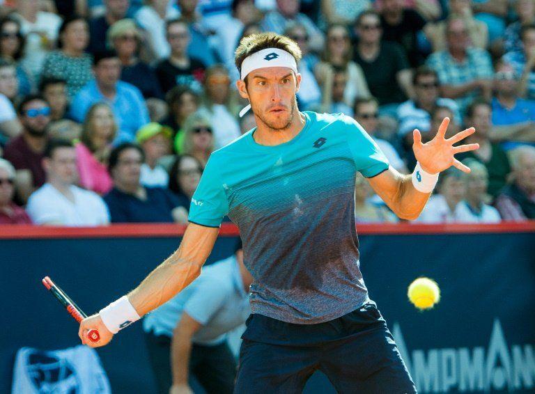 Argentino Mayer clasifica a octavos del Masters 1000 de Cincinnati