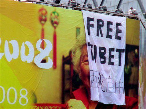 Continúan las protestas en la Olimpiadas: 5 detenidos
