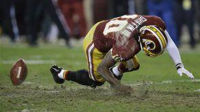 NFL: Griffin se operará la rodilla derecha