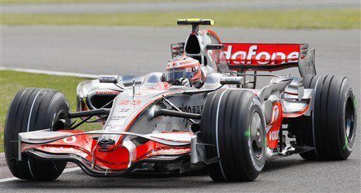F1: Kovalainen gana la pole del GP de Gran Bretaña