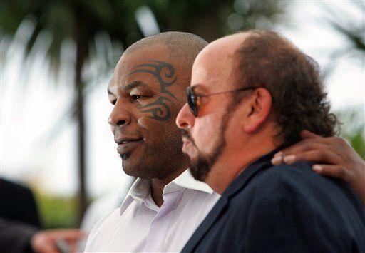 Mike Tyson se confiesa en un documental en Cannes