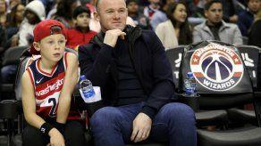 Rooney fue arrestado por ebriedad en diciembre