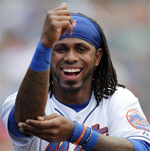Mets: Reyes saldría el martes de la lista de lesionados